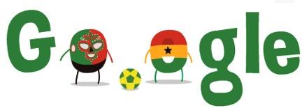Google Doodle - World Cup Marketing