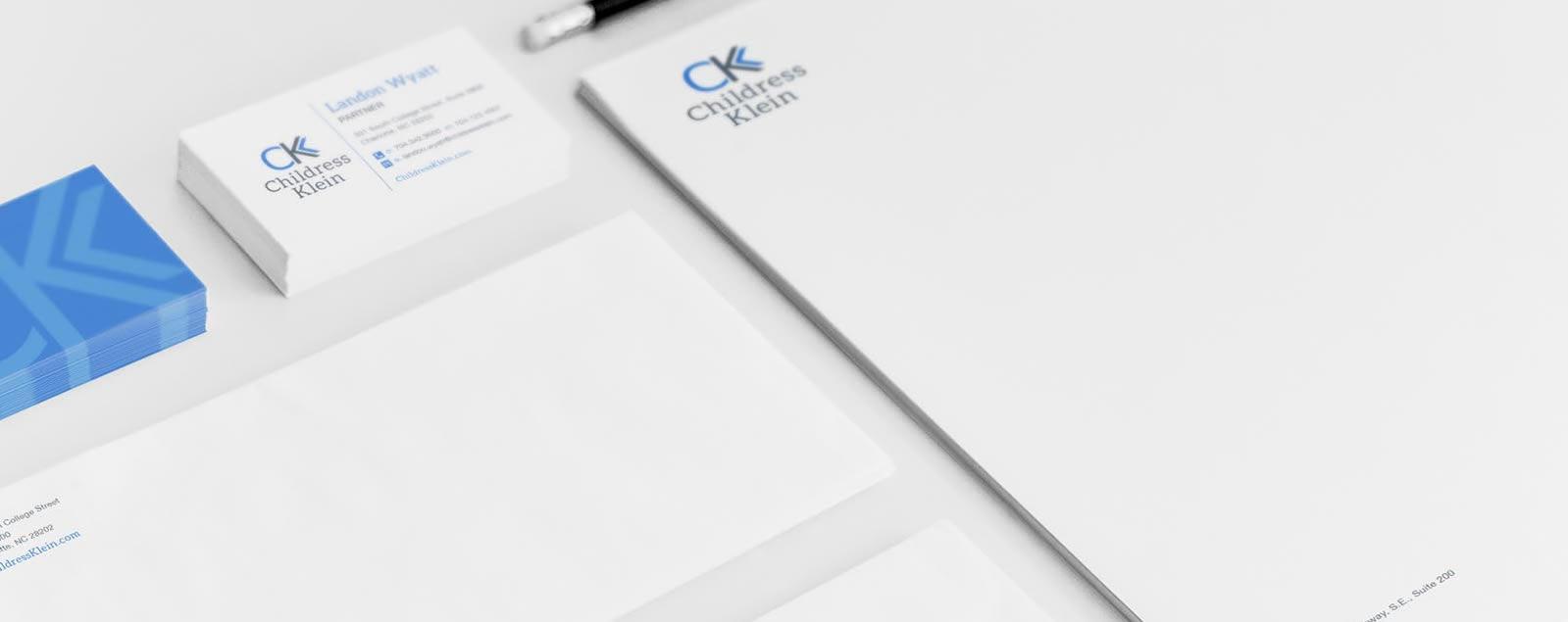 Childress Klein Rebranding, Integrated Marketing, yellow duck marketing, charlotte branding