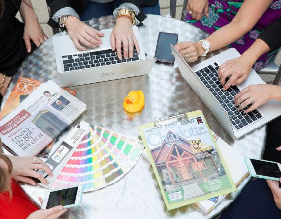Integrated Marketing, yellow duck marketing, charlotte branding, PR