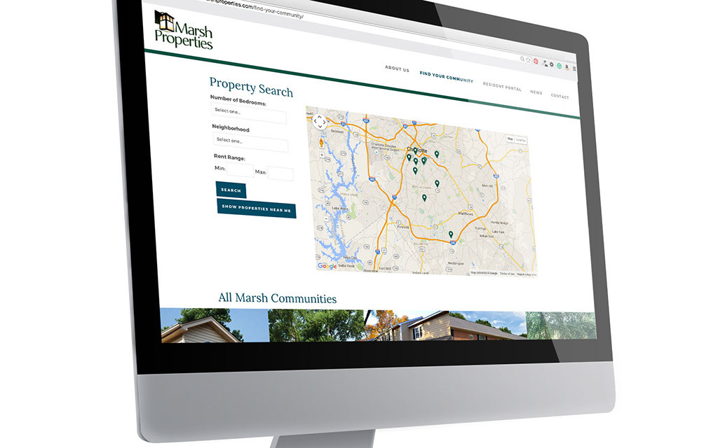 Marsh Properties - Property Search