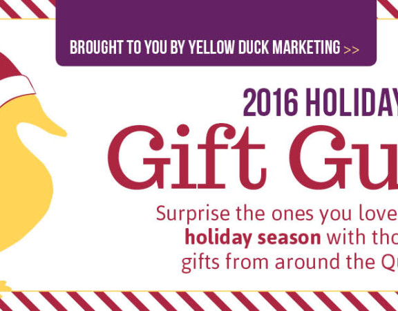 2016 Yellow Duck Holiday Gift Guide