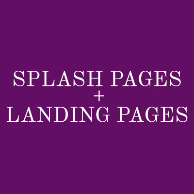 splash-pages-landing-pages