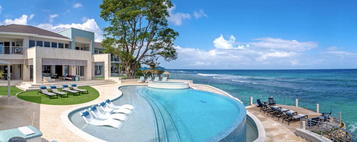 Caribbean Resort Villa Branding